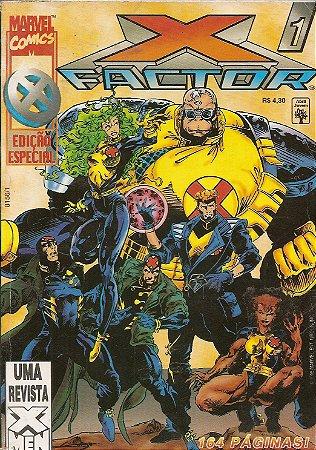 Hq X factor Nº 1 Edição Especial