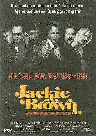 Dvd Jackie Brown - Pam Grier, Samuel L. Jackson, Robert Forster