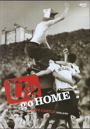 Dvd U2 - Go Home Live From Slane Castle Ireland