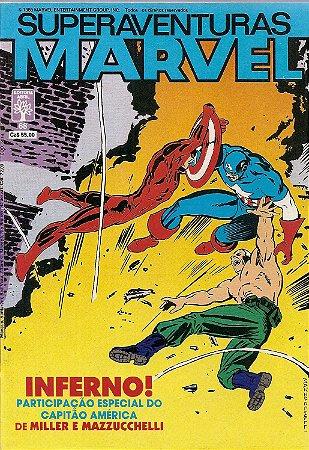 Hq Superaventuras Marvel Nº 68 - Armagedom