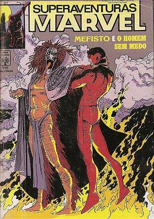 Hq Superaventuras Marvel Nº 115 - Caríssimo Irmãos...