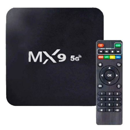 TV Box MX9 4K Wifi 5G Android 10.1