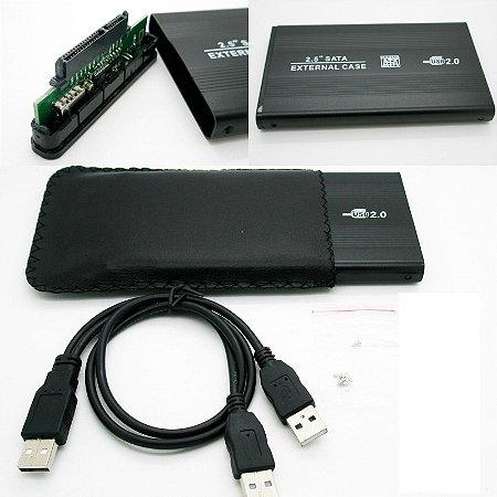 Case para HD SATA 2.5 USB 2.0