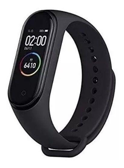 Relógio Smartwatch Pulseira Inteligente M4 - Smartband