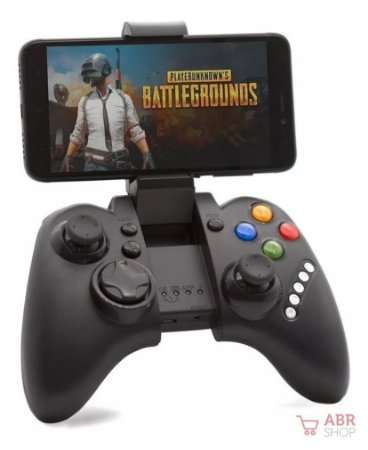 Controle Joystick Ipega 9021 Gamepad Bluetooth Celular Android Pc