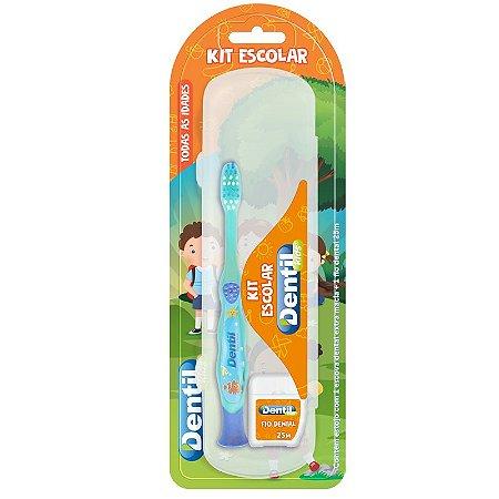 Kit Escolar Dentil