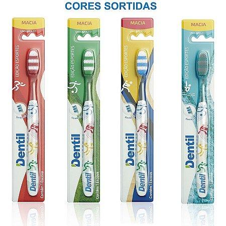Escova Dental Dentil Sport Macia