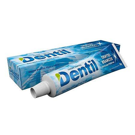 Creme Dental Dentil Dentes Brancos 90g