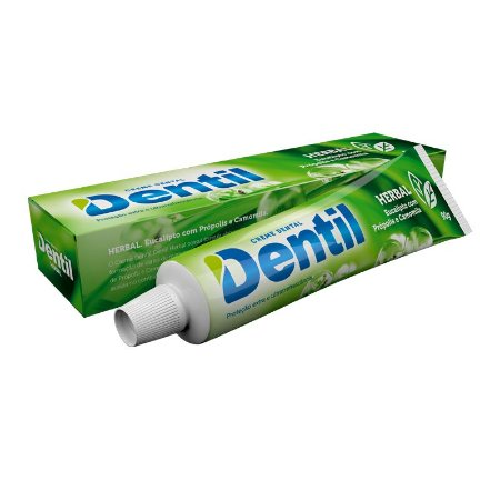 Creme Dental Dentil Herbal 90g