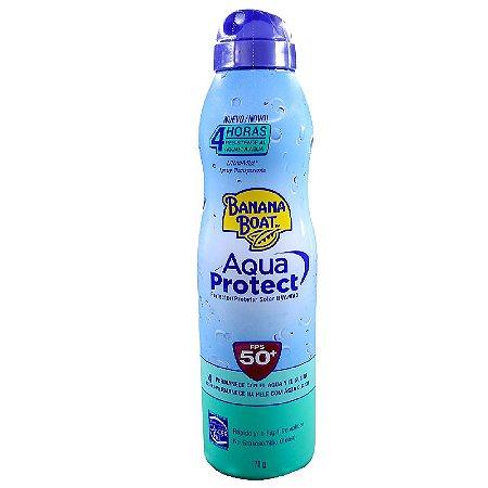 Protetor Solar Banana Boat Aqua Protect Aero FPS 50