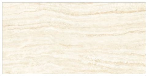 Porcelanato Portilato Mármore Acetinado Super Gloss Whole Travertino Crema (60×1,20)