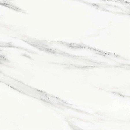 Porcelanato Portilato Mármore Esmaltado Vitrificado Super Gloss Volakas (80×80)