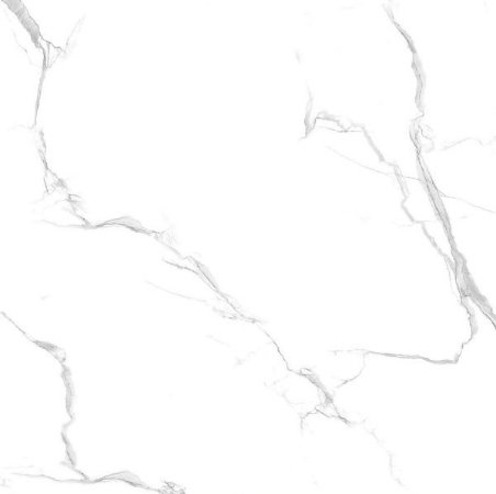 Porcelanato Portilato Rustico Super Gloss Carrara Marble (80cm x 80cm)