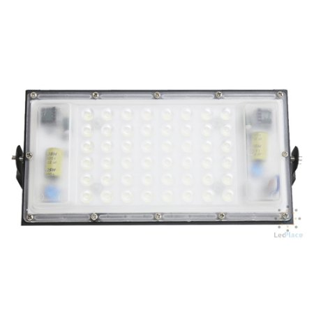Refletor Led 50w  Modular Bivolt  Prova D'agua
