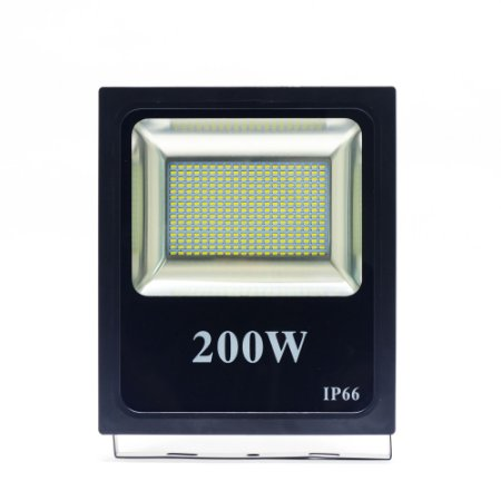 Refletor Led 200W  Holofote Microchip SMD