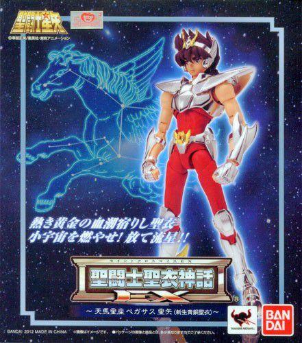 Cloth Myth Seiya de Pegasus V2 Ex Bandai