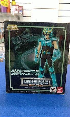 Cavaleiro Zodiaco Shiryu de Dragão V2 Ex Bandai Cloth Myth (USADO)