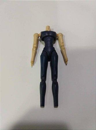 Corpo Cavaleiros Zodiacos Mascara da Morte Espectro Ex Bandai Cloth Myth