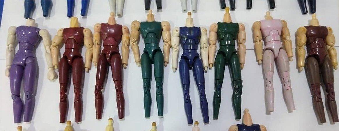 Corpos Diversos Cavaleiros Zodiacos 1.0 Bandai Cloth Myth Consultar Descrição