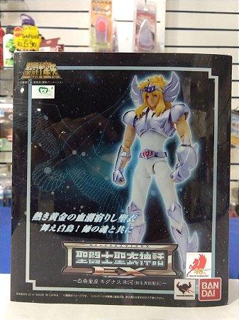 Cavaleiros Zodiacos Hyoga de Cisne V2 Ex Cloth Myth Bandai ( USADO)