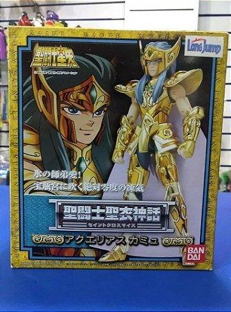 CavaleiroS ZodiacoS Camus De Aquario 1.0  Cloth Myth ( Usado )
