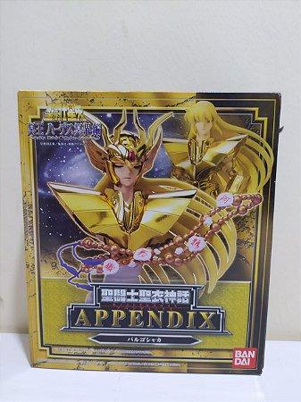 Cavaleiro Zodiaco Appendix Shaka De Virgem Bandai Cloth Myth