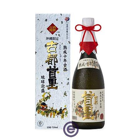 AWAMORI KOTOSHURI 720ml  (Envelhecido por 10 anos)