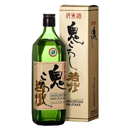 Sake Wakatake Onikoroshi Junmai Genshu 720ml