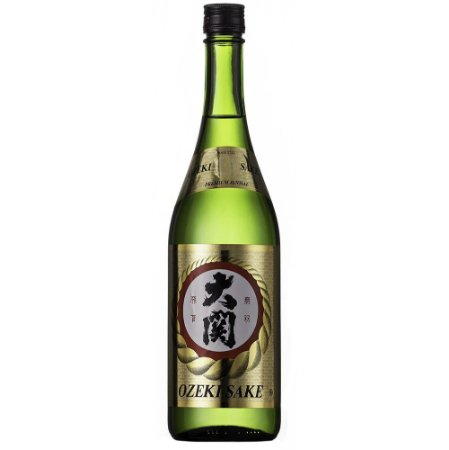 Sake Ozeki Sake Regular 750ml