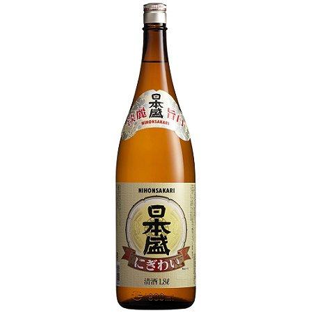 Sake Nihonsakari Nigiwai 1.8L