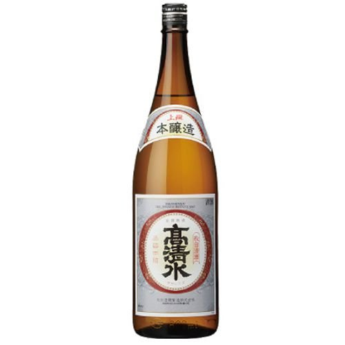 Sake Takashimizu Seisen 1.8L