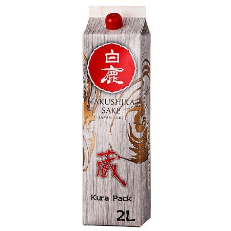 Sake Hakushika Kurapack 2.0L
