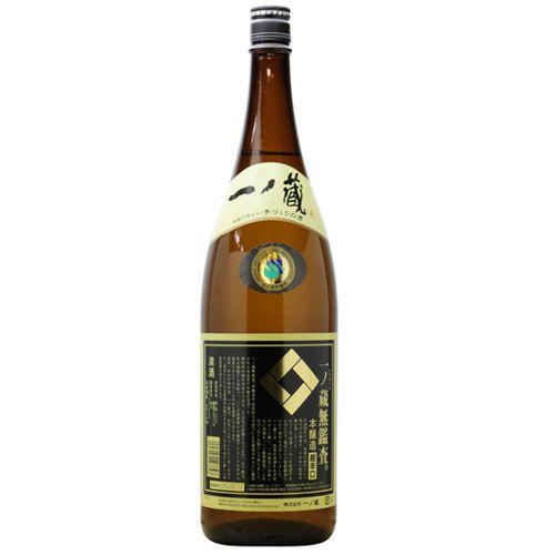 Sake Ichinokura Mukansa Honjozo Chokarakuchi 1.8L