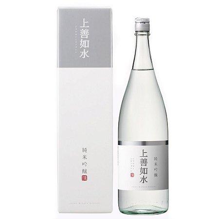 Sake Shirataki Junmai Ginjo Jozen White Mizunogotoshi 1.8L