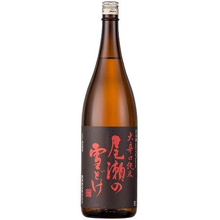 Sake Oze No Yukidoke Okarakuchi Junmai 1.8L