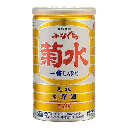 Sake Kikusui Funaguchi Ichiban Shibori 200ml