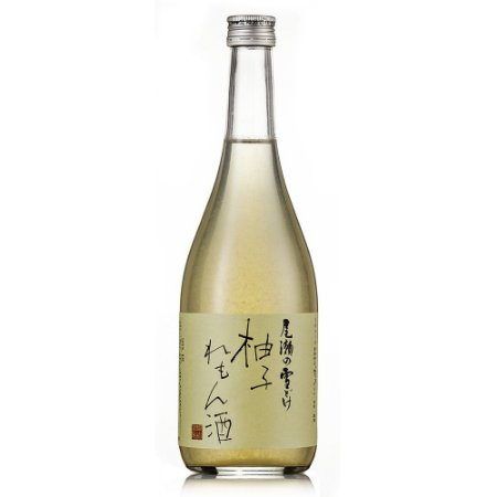 Shochu Oze No Yukidoke Yuzu Lemon 720ml