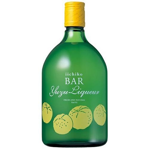 Shochu Iichiko Napoleon Bar Yuzu 500ml