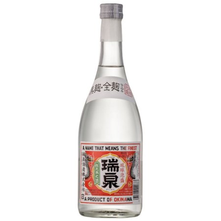 Shochu Zuisen 25 Red Label 720ml