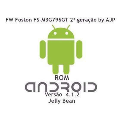 Rom Firmware Android Original Do Tablet Foston Fs-m3g796gt