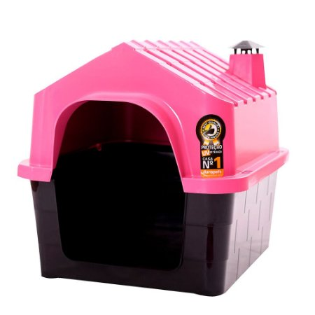 Casinha Plástica Para Cachorro - Durahouse - N2