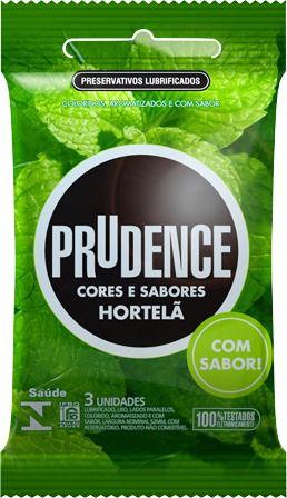 Preservativo Prudence- Hortelã (81690)