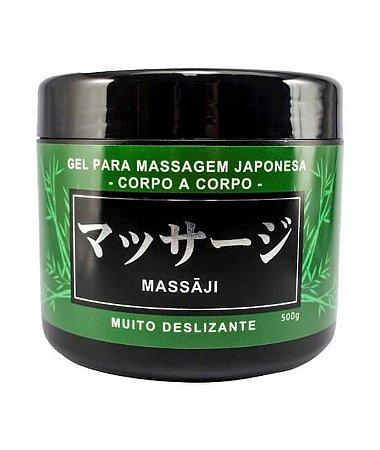 Gel Para Massagem Japonesa-Corpo A Corpo (Hc516)