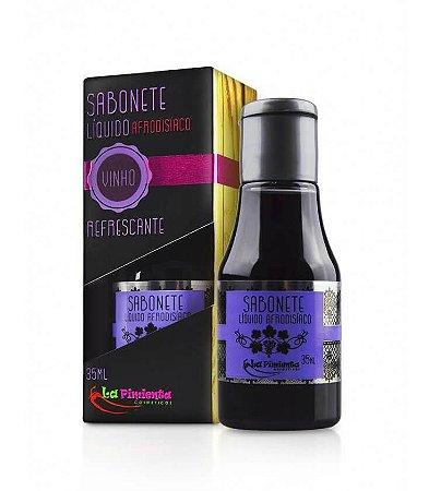 Sabonete Liquido Afrodisiaco - Vinho (L054)
