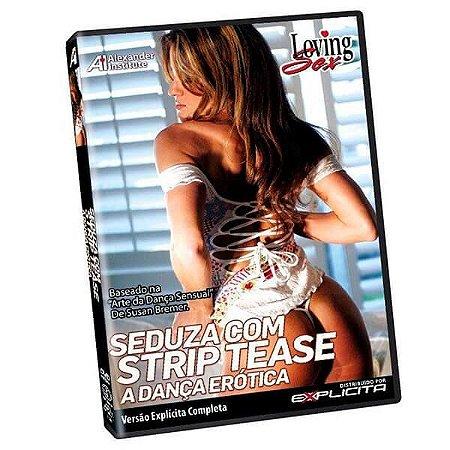 Dvd Seduza Com Strip Tease (Ls006)