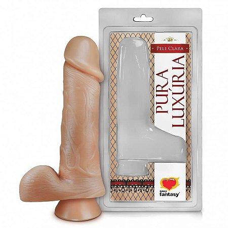Penis Com Escroto 18X4,4 (pv010)