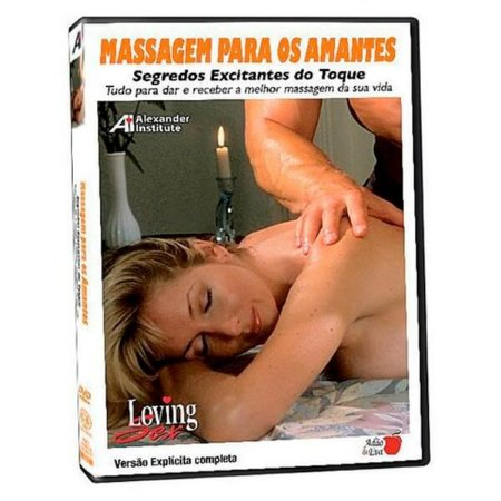 Dvd Massagem Para Os Amantes (Ls037)