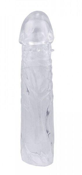 Capa Peniana Transparente 15 cm (ca013)