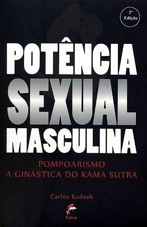 Livro Potencia Sexual Masculina (Lv-12)