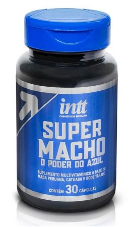 Super Macho - Aumento da Libido Masculina
